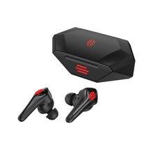 Nubia Red Magic TWS Gaming Earphone Nubia RedMagic 5S 5G Wireless Bluetooth Redmagic Cyberpods 4 16 hours battery life