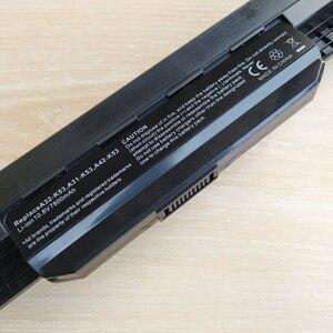 Image 4 - HSW 9 Celle Batteria Del Computer Portatile Per Asus K53S K53 K53E K43E K53 K53T K43S X43E X43S X43E K43T K43U A53E a53S K53S Batteria