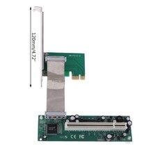 Pcie pci express x16変換カードpci e拡張変換アダプタボードドロップシップ