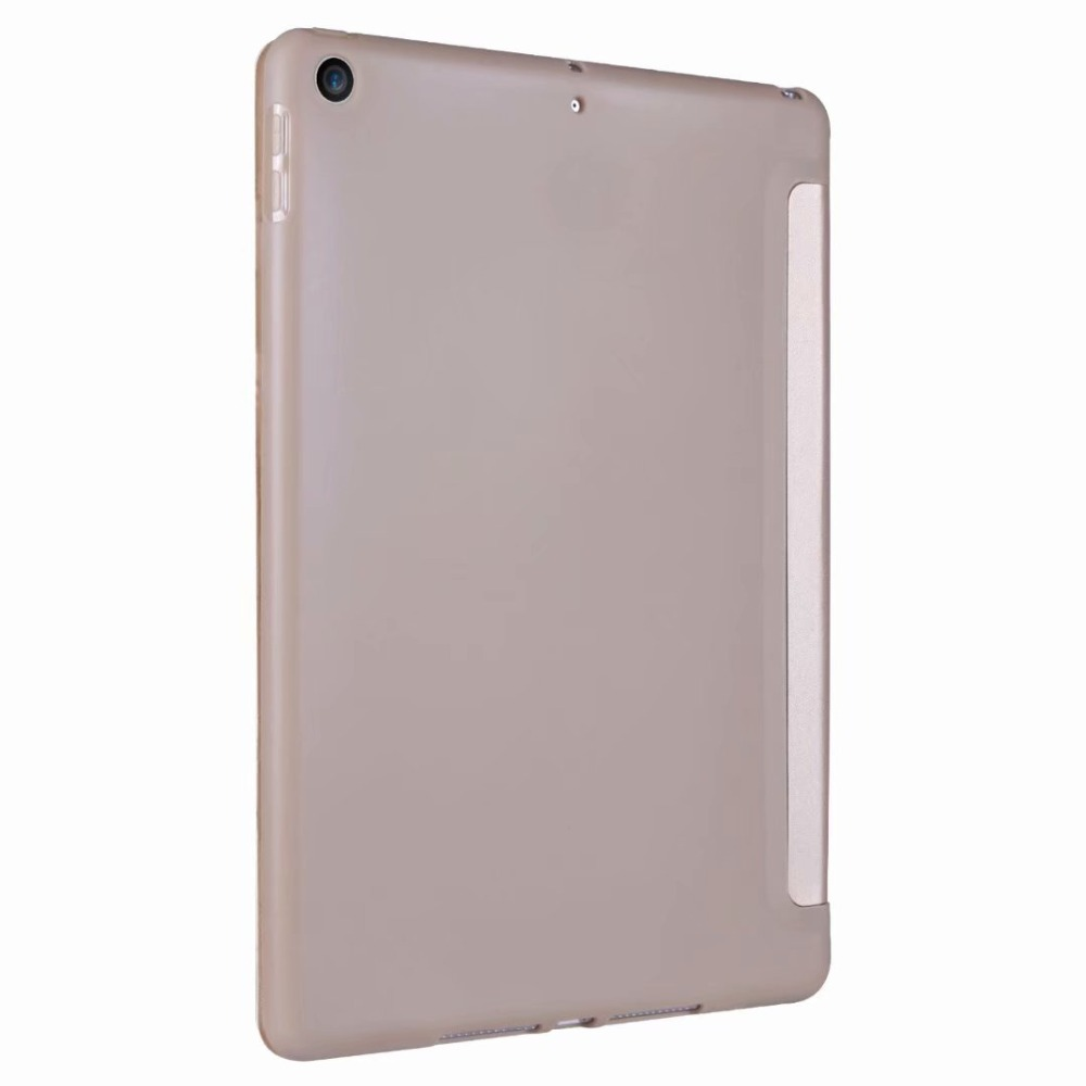 light Smart Soft Case Tablet iPad Tri-fold 10 Slim For 10.2 2 For TPU Ipad Cover Case
