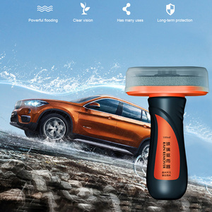 Image 5 - 100ml Anti Rain Agent Styling Car Window Hydrophobic Coating Windshield Rearview Mirror Stainproof Cleaning Portable Accessories