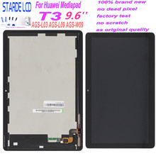 Starde 9.6For Huawei Mediapad MediaPad T3 10 AGS-L03 AGS-L09 AGS-W09 LCD Display Touch Screen Digitizer Assembly + Tools