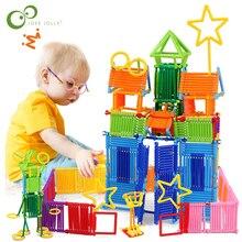 Assembled Blocks Learning-Toys Smart-Stick Imagination Educational Creativity Children