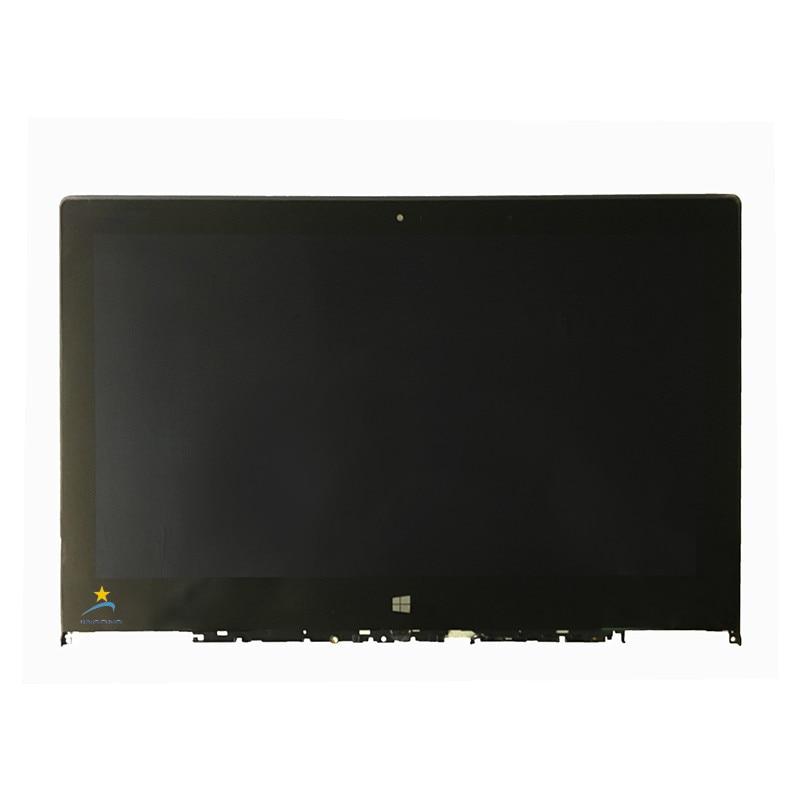 Yoga 2Pro Original New Full Lenovo Yoga 2 PRO 80AY 59422763 3200*1800 LCD  LED Touch Screen Digitizer Assembly Bezel