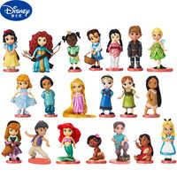 Figuras de acción de Disney, Blancanieves y Cenicienta, 22 Uds. DS01