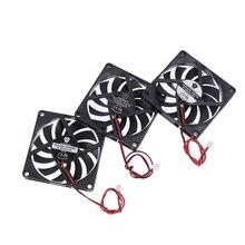 DC охлаждение вентилятор маслянистый бесшумный 5V12V24V ноутбук бесщеточный промышленный вентилятор новинка поступление