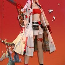 [Pre-sale] Game Arknights Nian RHODES ISLAND Uniform Cosplay Costume
