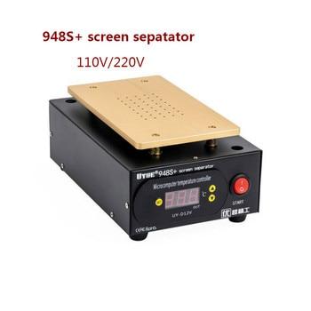 Built-in Vacuum UYUE 948S+ LCD Touch Screen Separator Machine kit 110V/220V