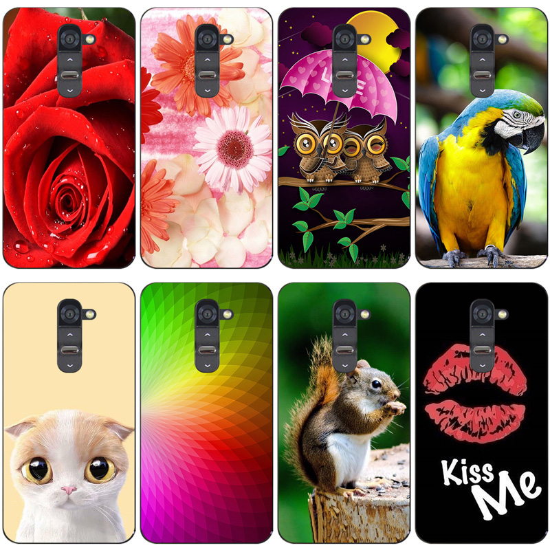 Case For <font><b>LG</b></font> K7 X210 <font><b>X210DS</b></font> Tribute 5 LS675 Case Cover TPU Patterned Case for <font><b>LG</b></font> K7 Cover Soft Silicone Coque for <font><b>LG</b></font> K7 <font><b>K</b></font> <font><b>7</b></font> Case image