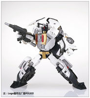 Transformtion Toy Generation GT 08D Guardian Motor G1 Defensor Groove will arrive
