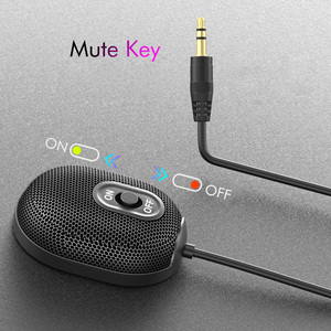 Image 3 - U1 Omni directional Condenser Microphone Mic for Meeting Business Conference Computer Laptop PC Voice Chat Video Live Broadcast