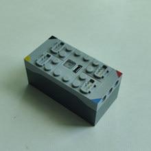 Bateria de reposição para cada rc bateria sobressalente técnica blocos de construção bloco da cidade brinquedos peças para c61006 c61016 c61018 c61019 etc