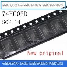 50PCS~200PCS 74HC02 74HC02D SOP 14
