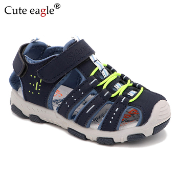 Boys and Girls sandals Brand children summer School sports shoes  New Childrens Summer Beach Sandals size 25 to 36