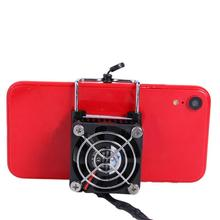 Universal Mobile Phone Cooler USB Cooling Fan Portable Practical Mini Plastic Four Suckers Gamepad Heat Sink Mute Radiator