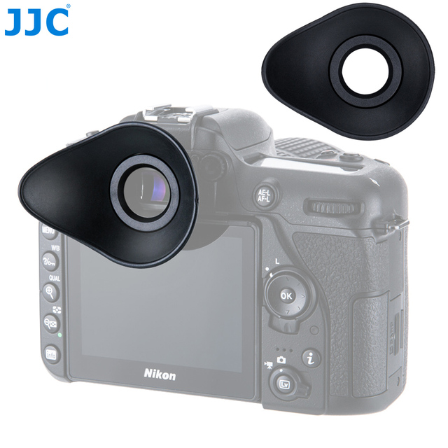 JJC Augenmuschel Okular Sucher für Nikon D3500 D7500 D7200 D7100 D7000 D5600 D5500 D5300 D5200 Ersetzt DK 25 DK 24 23 21 20 28