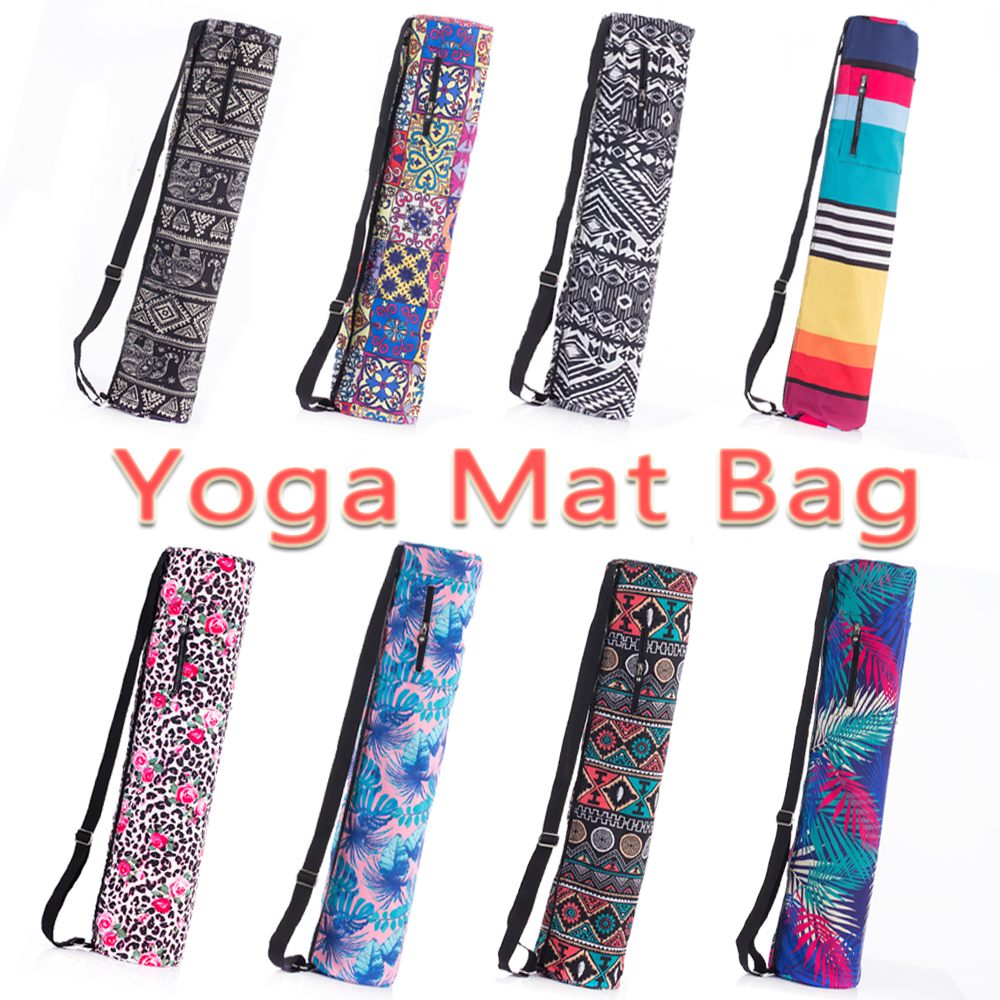 Bag Waterproof Shoulder-Bag Mat Carriers Case Fitness-Mat Yoga Pilates