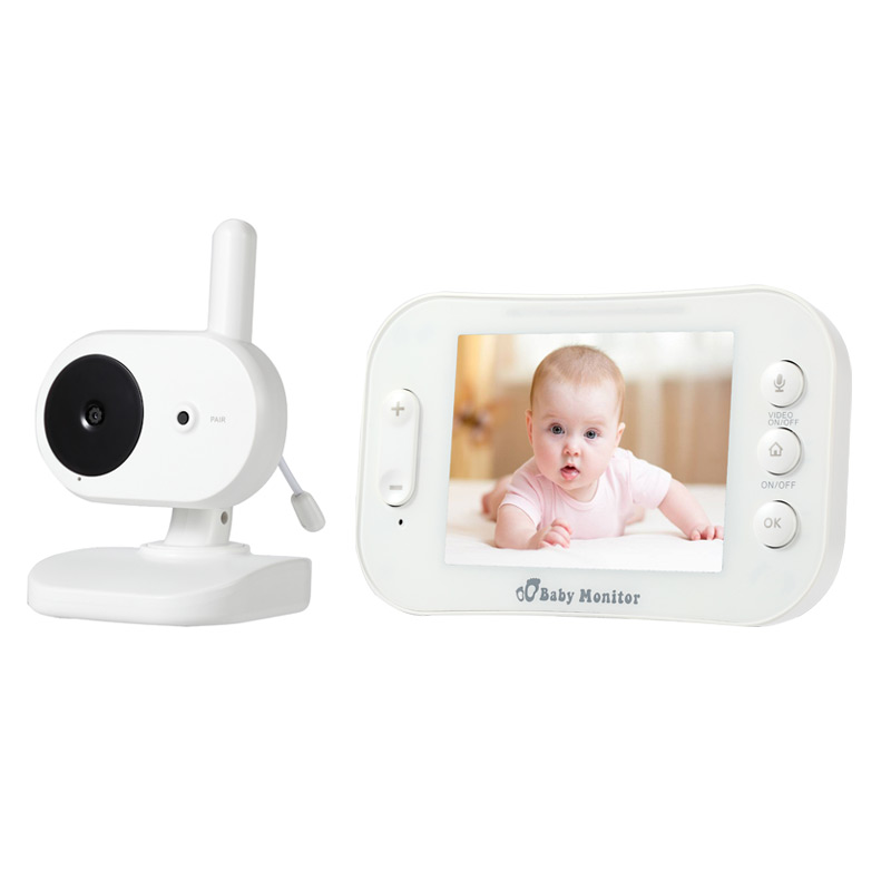 long range wireless camera security camera wireless battery powered webcam baby nanny cam plug and play camera mobile babysitter image