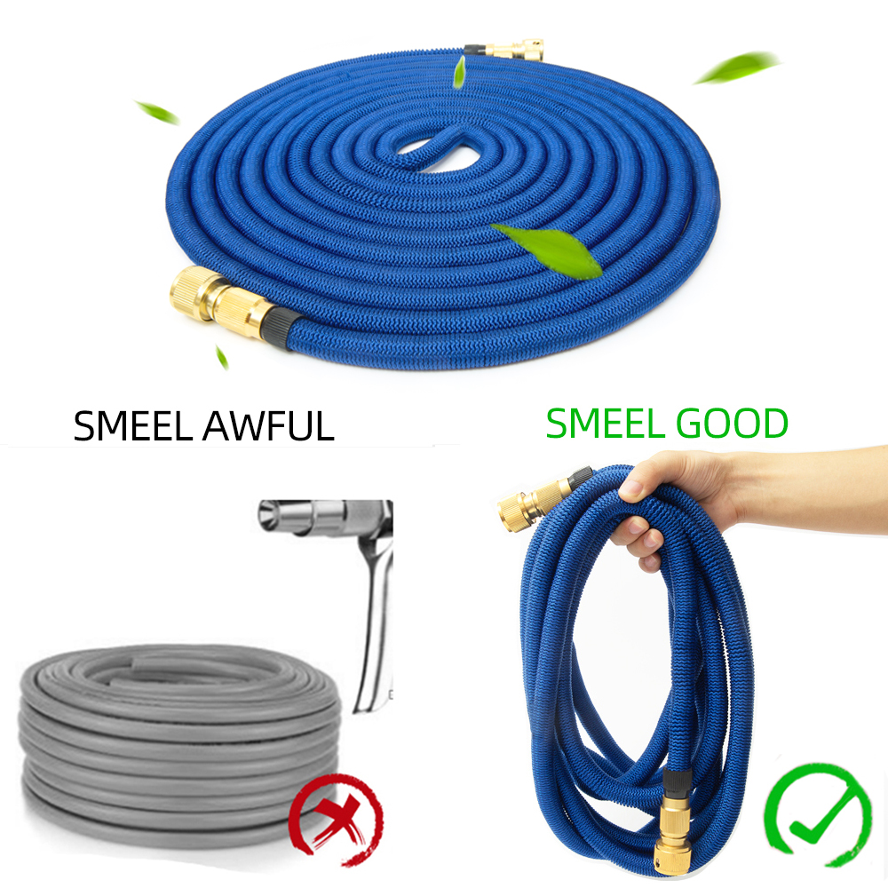 Garden Hose Water Expandable Watering Hose High Pressure Car Wash Expandable Garden Magic Hose Pipe