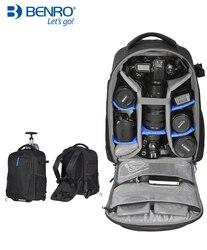 Benro Outdoor o dużej pojemności fotografia pokrowiec na wózek Hiker 1000 Hiker 2000 wiele kombinacji ładowanie torba na aparat SLR plecak