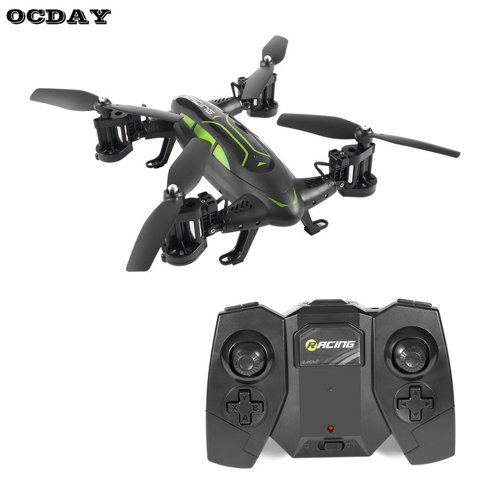 OCDAY Multifunction Mini RC Drone Kit With HD Camera 5