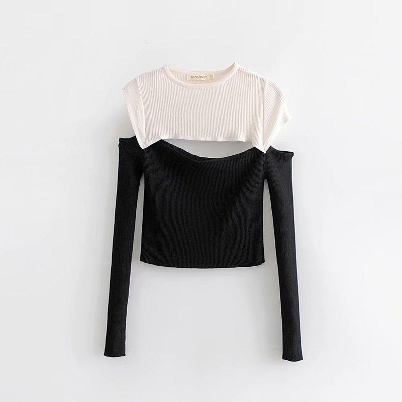 Hot Buy LJ65 -8035 European And American Fashion Sweater
