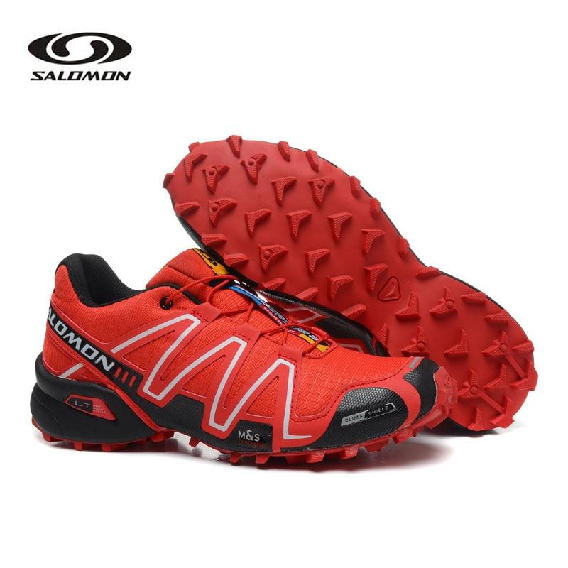 Salomon Speed Cross 3 CS Outdoor Sports Shoes sp3 women Running Shoes size36-39 Salomon SpeedCross 3 Women Shoes