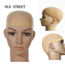 Stretchable Mesh Elastic Wig Cap Hair Net for Wigs Women Hair Accessories Hair Nets Wig Liner Hairnet Snood Glueless Dome Cap diy elastic wigs cap doll accessories diy fixed wig hairnet hair net for bjd bly doll