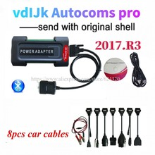 OBD2 OBDII 2017.r3 2016.R0 with keygen for delphis Car truck Diagnostic Interface Tool vd ds150e cdp new vci scanner Adapter