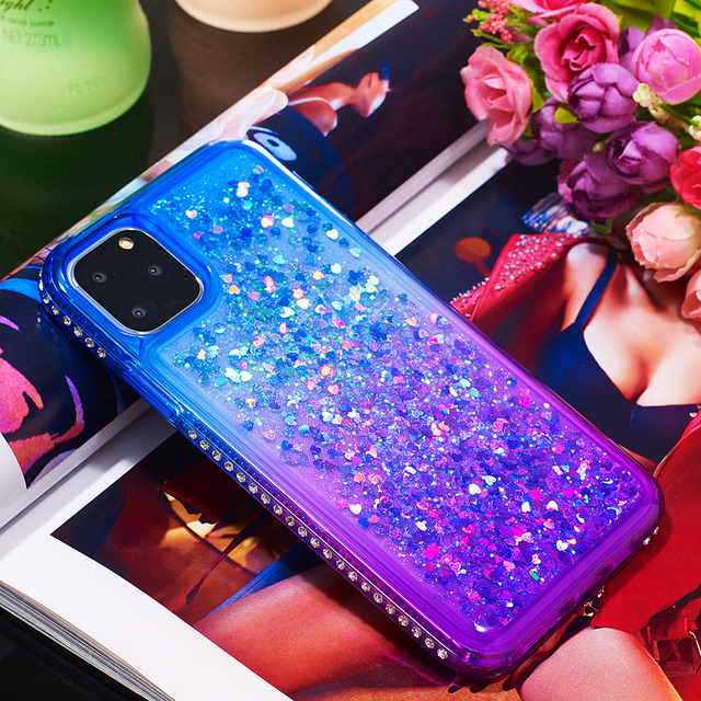 Bling Diamond Rhinestone Girls Case for iPhone 11/11 Pro/11 Pro Max 4