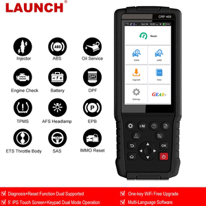 LAUNCH X431 Engine Code Reader