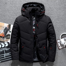 2020 Thick Men Down Jacket Hooded Thicken Duck Down