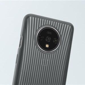 Image 4 - 100% funda trasera de cojín oficial para OnePlus 7T parachoques protector accesorios originales
