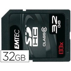 EMTEC di MEMORIA FLASH SDHC 32 duro GB 133X