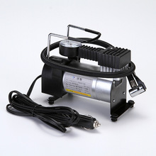 Air compressor High-power 12v car tyre inflator digital tire air
