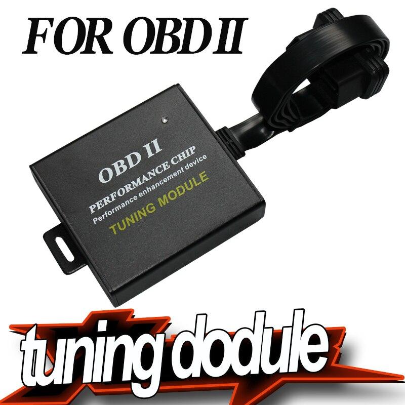 Pour Volvo Augmentation Puissance et Couple Lmprove L'efficacité de Combustion D'économiser Du Carburant Voiture OBD2 OBDII Performance Puce de Module