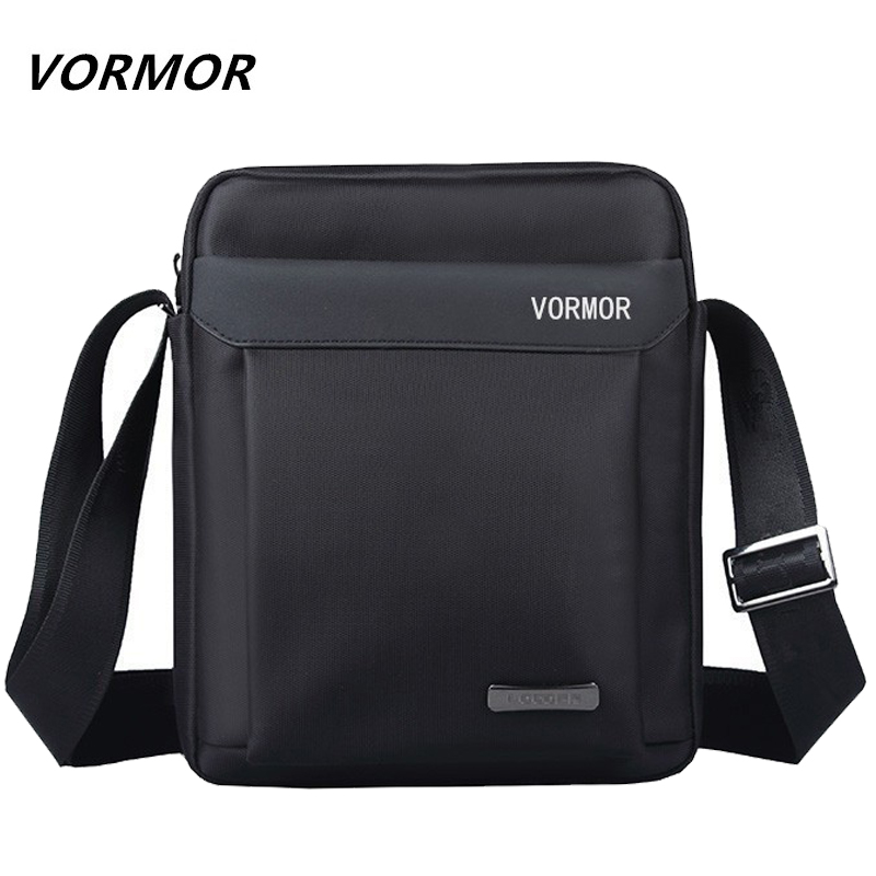 VORMOR Men Bag 2020 Fashion Man Shoulder Bags High Quality Oxford Casual Messenger Bag Fashion Male Crossbody Bags