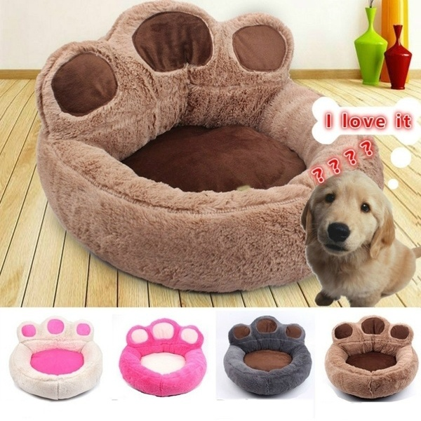 paw dog bed
