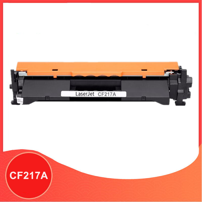 <font><b>CF217A</b></font> 17A 217A CF217 compatible toner cartridge for HP M102a M102w MFP M130a 130nw 130fn 130w image