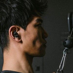 Image 5 - Електронный T1X True Wireless Bluetooth наушники Bluetooth 5,0 Спорт бег наушники затычки сенсорное управление снижение уровня шума для телефонов Xiaomi