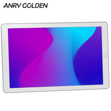 цена на ANRY A1006 10 Inch Quad Core 3G Phone Call Tablets 1280 x 800 1GB RAM 16GB ROM MTK6580 Wifi GPS Android 7.0 Tablet PC 10.1