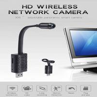 Cámaras de Vigilancia con Wifi, minicámara IP USB Full HD 720P P2P CCTV, tarjeta SD, almacenamiento en la nube, detección humana ia inteligente