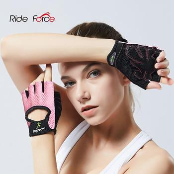 Professional Gym Fitness Gloves Power Weight Lifting Women Men Crossfit Workout Bodybuilding Half Finger Hand Protector oem gym weight lifting leather xrossfit training barbell pull up hand grip workout sport bodybuilding fitness hand gloves