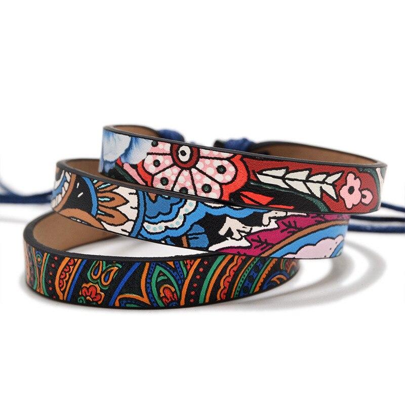 2020 винтажный кожаный браслет ручной работы для мужчин и женщин минималистичный винтажный плетеный браслет для мужчин ювелирные изделия в п...