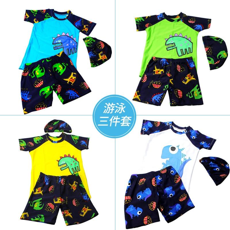 CHILDREN'S Swimming Trunks BOY'S Big Boy KID'S Swimwear Swimwear Baby Students Teenager Swimming Suit