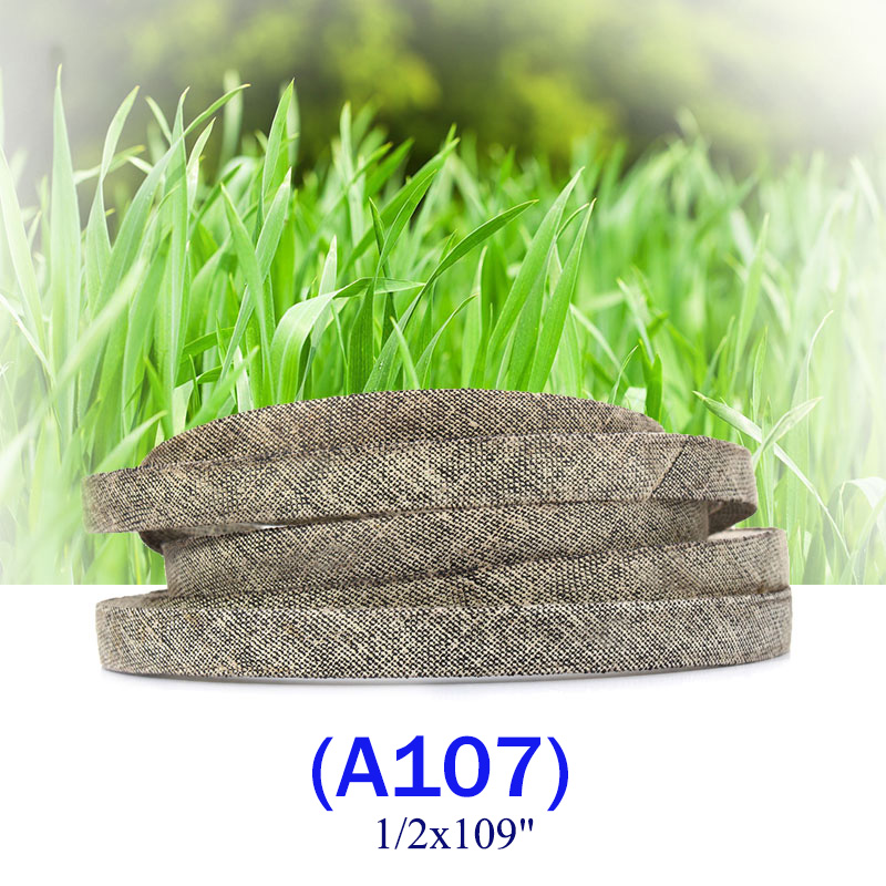 Replacement Blet A107 Ranch Cub Cadet  954 04045 754 04045 75404045 95404045 With Kevlar Lawn Mower Dry Cloth 1/2x109 Belts, Pulleys, & Brackets    - AliExpress