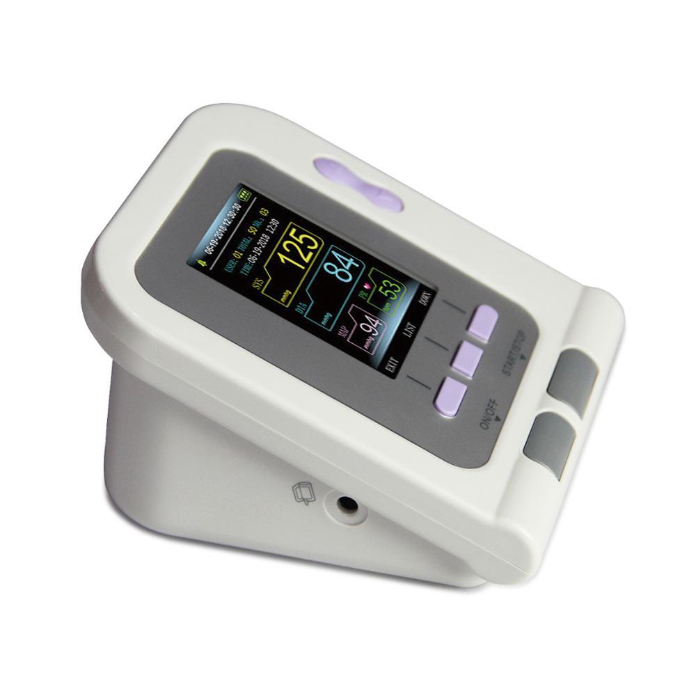 Contec08A Digitale Oberen Arm Blutdruck Monitor, Puls Rate & SpO2 Meter-Einer Maschine, Mehrere Funktionen