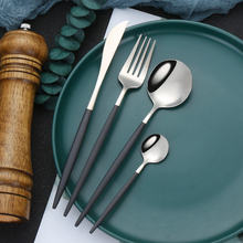 Кухонная посуда столовые приборы из нержавеющей стали вилка