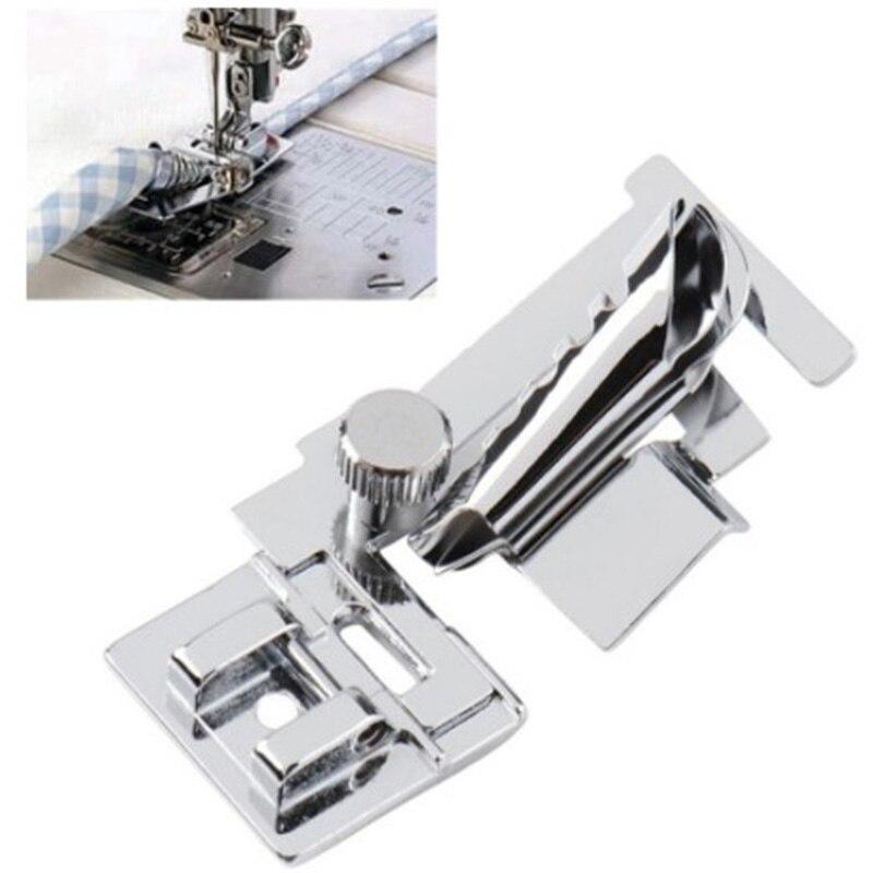 Бытовой оболочки лапка швейной машины Биндер стопы 9907 CY-9907 AA7021-2 внутренние швейная машина аксессуары