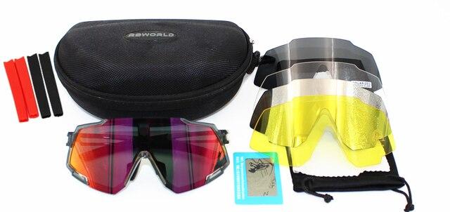 Goggles Polarized Cycling Sunglasses  1
